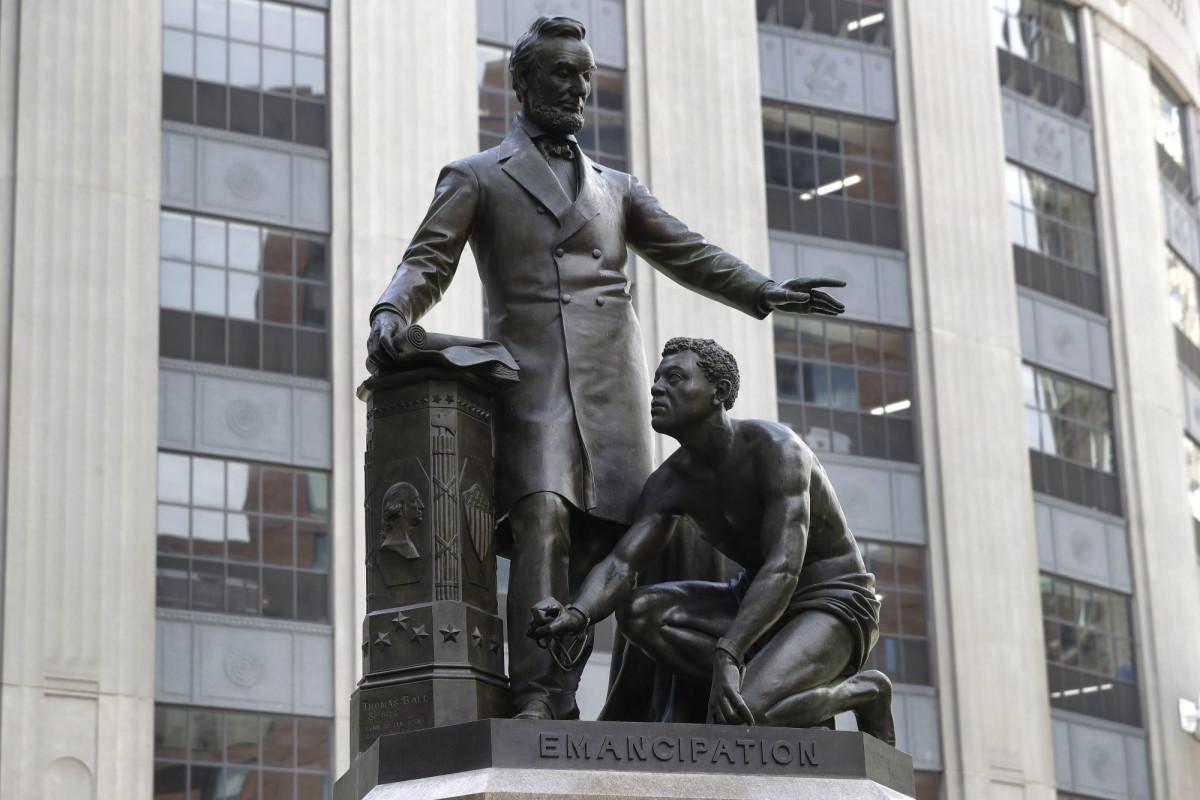 Die Boston Art Commission stimmt dafür, die Statue von Lincoln mit befreitem Sklaven zu entfernen