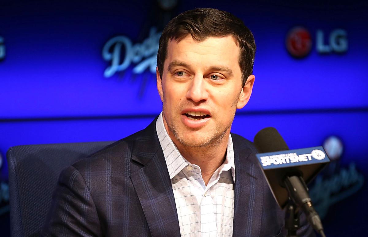 Die Dodgers bereiteten sich darauf vor, die nächste Dynastie des Baseballs zu sein