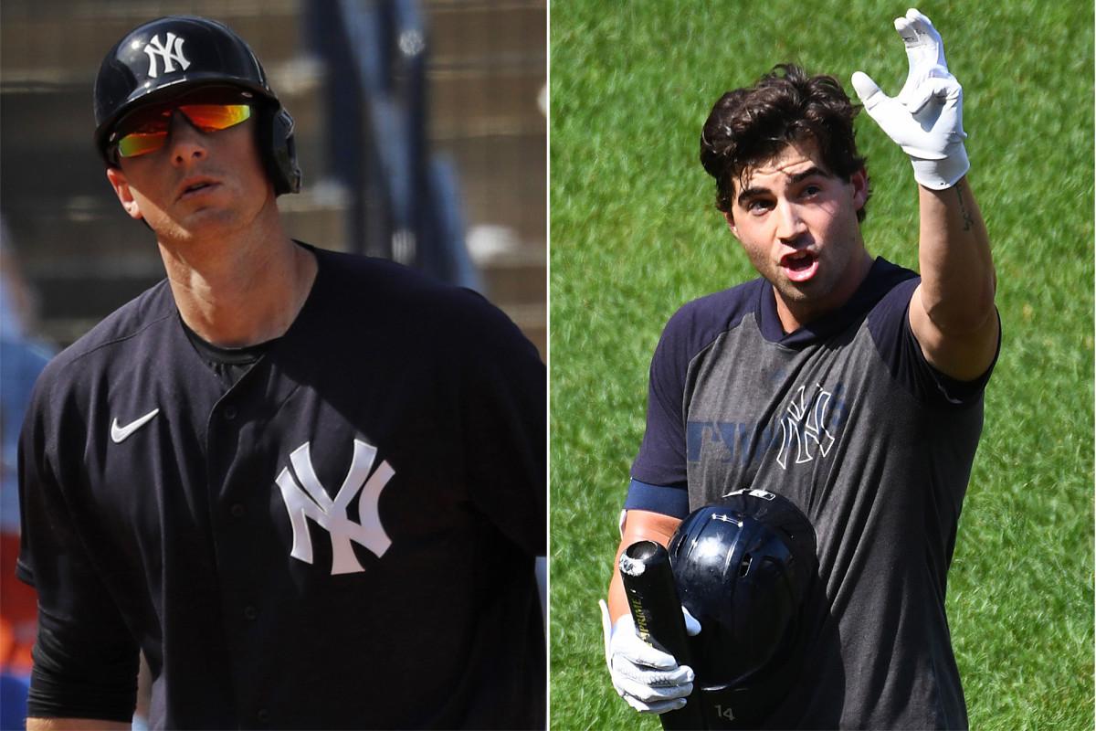 Die Ersatzoptionen für DJ LeMahieu von Yankees beginnen mit Tyler Wade