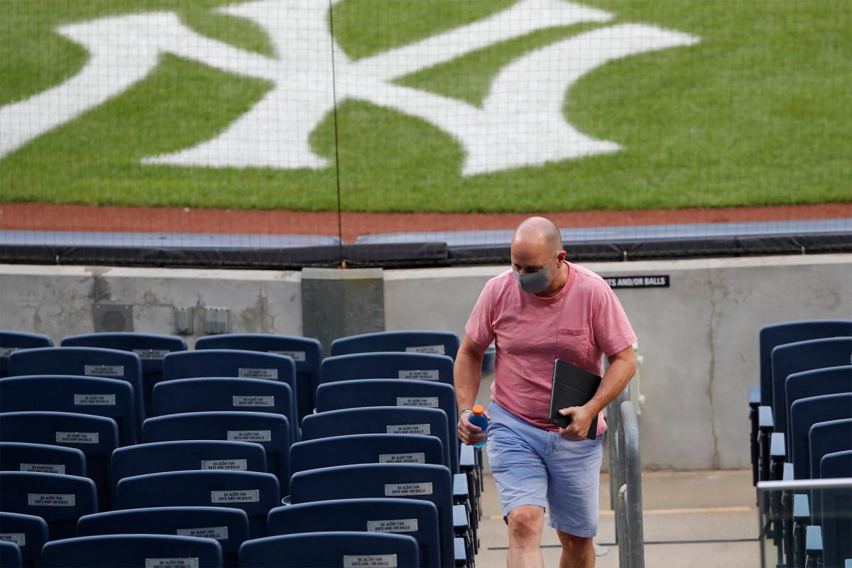 Die Fähigkeit der Yankees, sich ohne Fans zu sammeln, ist der Schlüssel