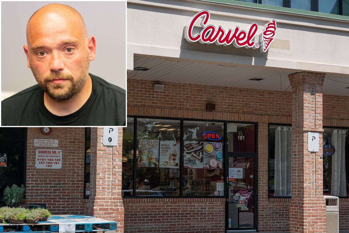 Die Krippe von Long Island Carvel wurde entlassen, weil sie sich geweigert hatte, hustenlosen, maskenlosen Kunden zu dienen