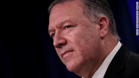 Pompeo verurteilt Chinas Behandlung von Uiguren, nachdem Bolton behauptet, Trump habe zugestimmt