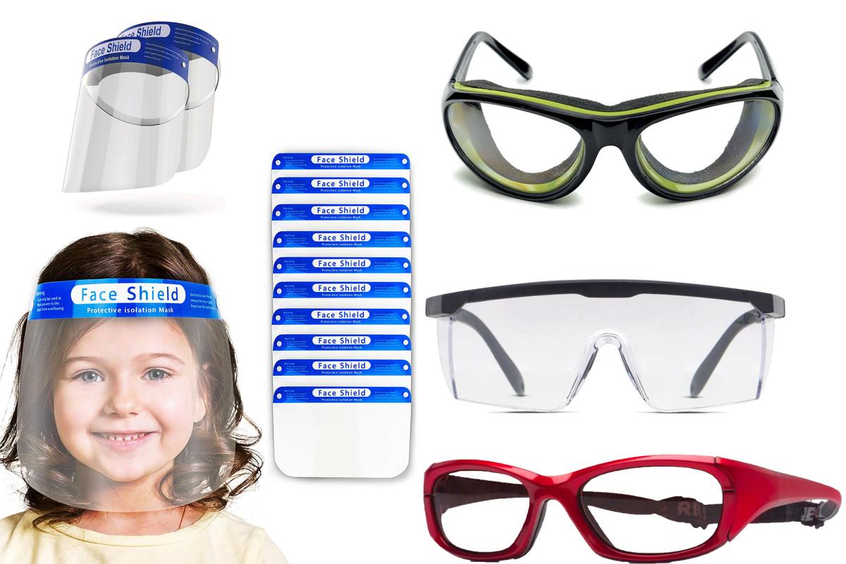 Die beste Schutzbrille zum Schutz vor COVID-19