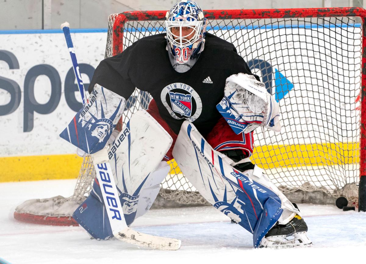 Die maskierten Männer der NHL haben die Möglichkeit, wichtige Sicherheitsbotschaften zu übermitteln