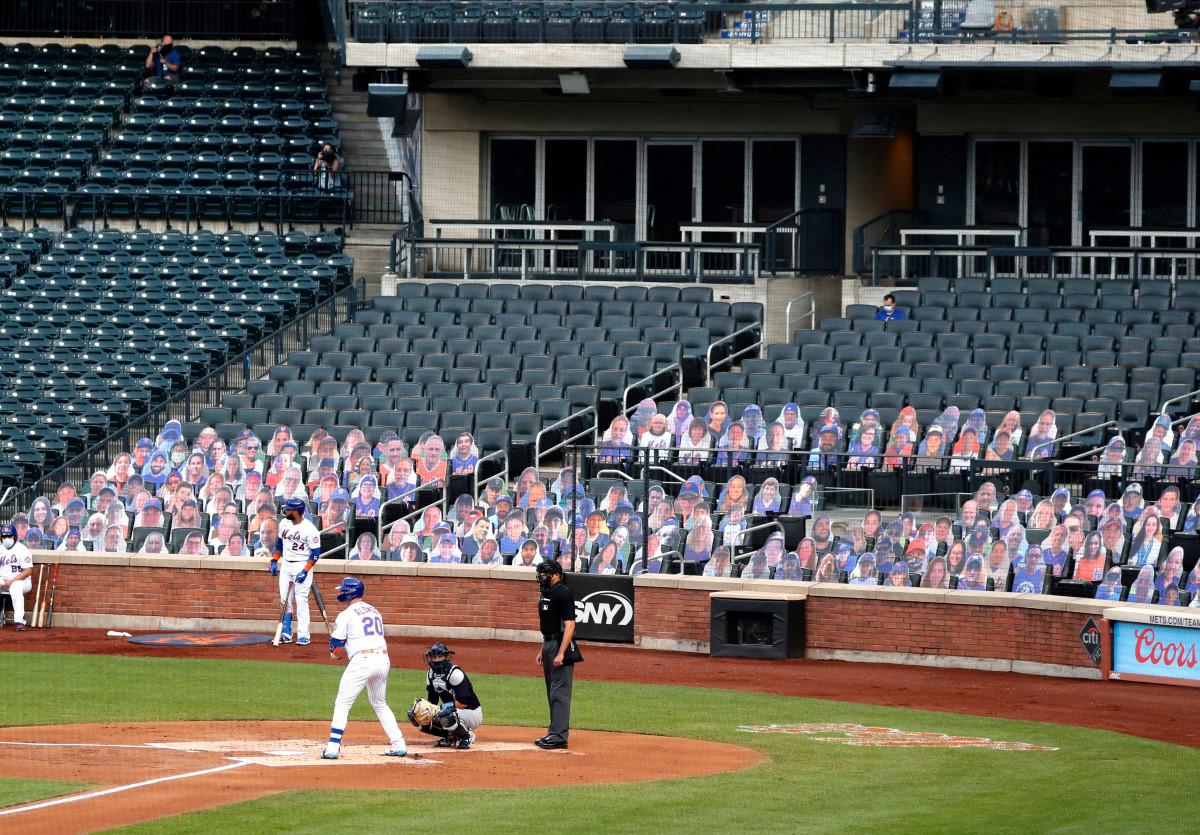 Dieses Spiel war nicht normal und das war gut für Mets