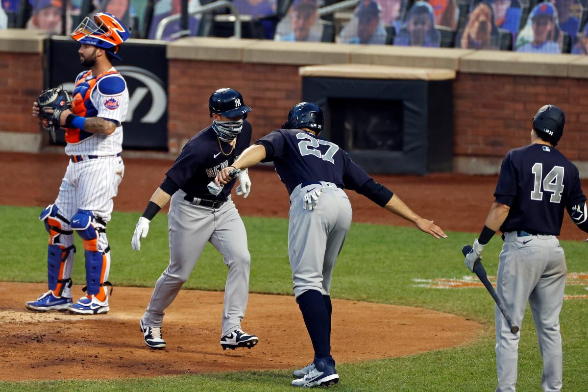 Dieses Yankees-Mets-Spiel war anders