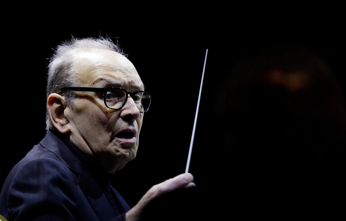 Ennio Morricone, italienischer Komponist, tot im Alter von 91 Jahren