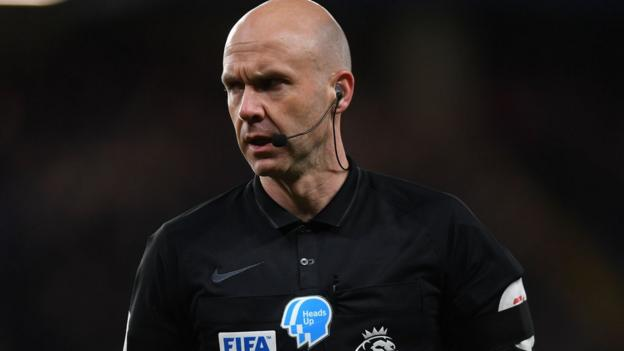 FA Cup Finale: Anthony Taylor leitet das zweite Finale