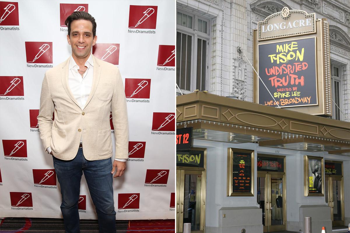 Fans erstellen eine Petition, um das Longacre Theatre in NYC nach Nick Cordero umzubenennen