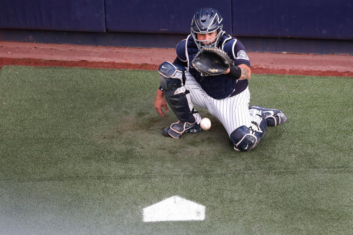 Gary Sanchez hofft, dass der Körper für die kurze Yankees-Saison standhält