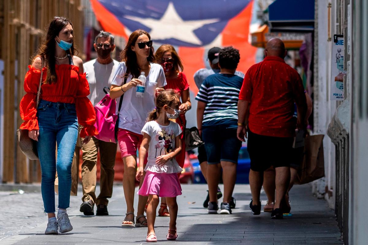Gouverneur Cuomo fügt Puerto Rico, DC, der Quarantäne-Reiseliste von NY hinzu