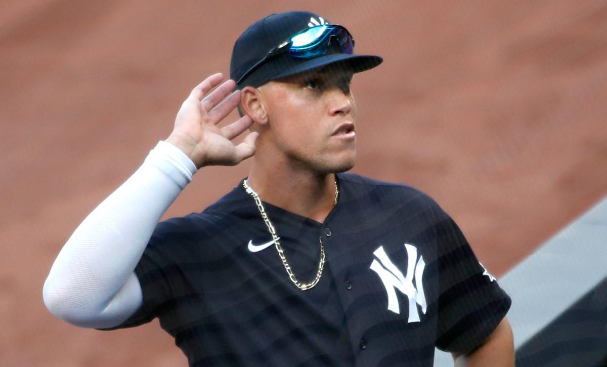 Hinter der Entscheidung der Yankees, fünf Starter gegen Mets zu sitzen