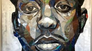 Porträt von Jamal Edwards
