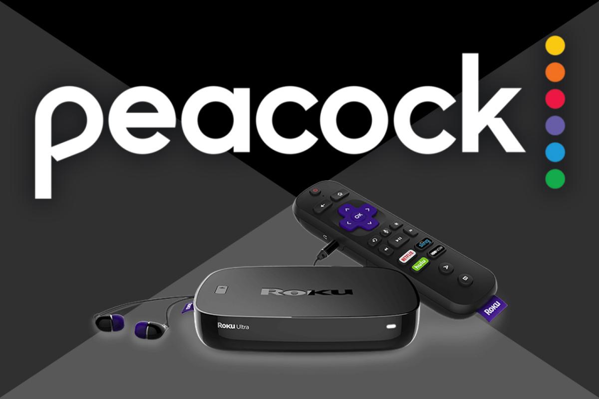 Ist Peacock auf Roku verfügbar?