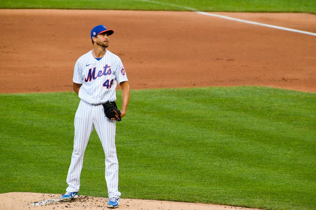 Jacob deGroms Einstellung zu Mets 'Eröffnungstag, Cy Young Verteidigung