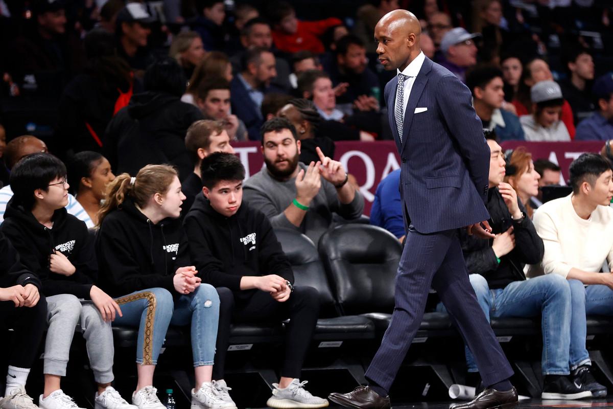 Jacque Vaughns Vorsprechen als Nets-Trainer ist in der NBA-Blase alles andere als ideal