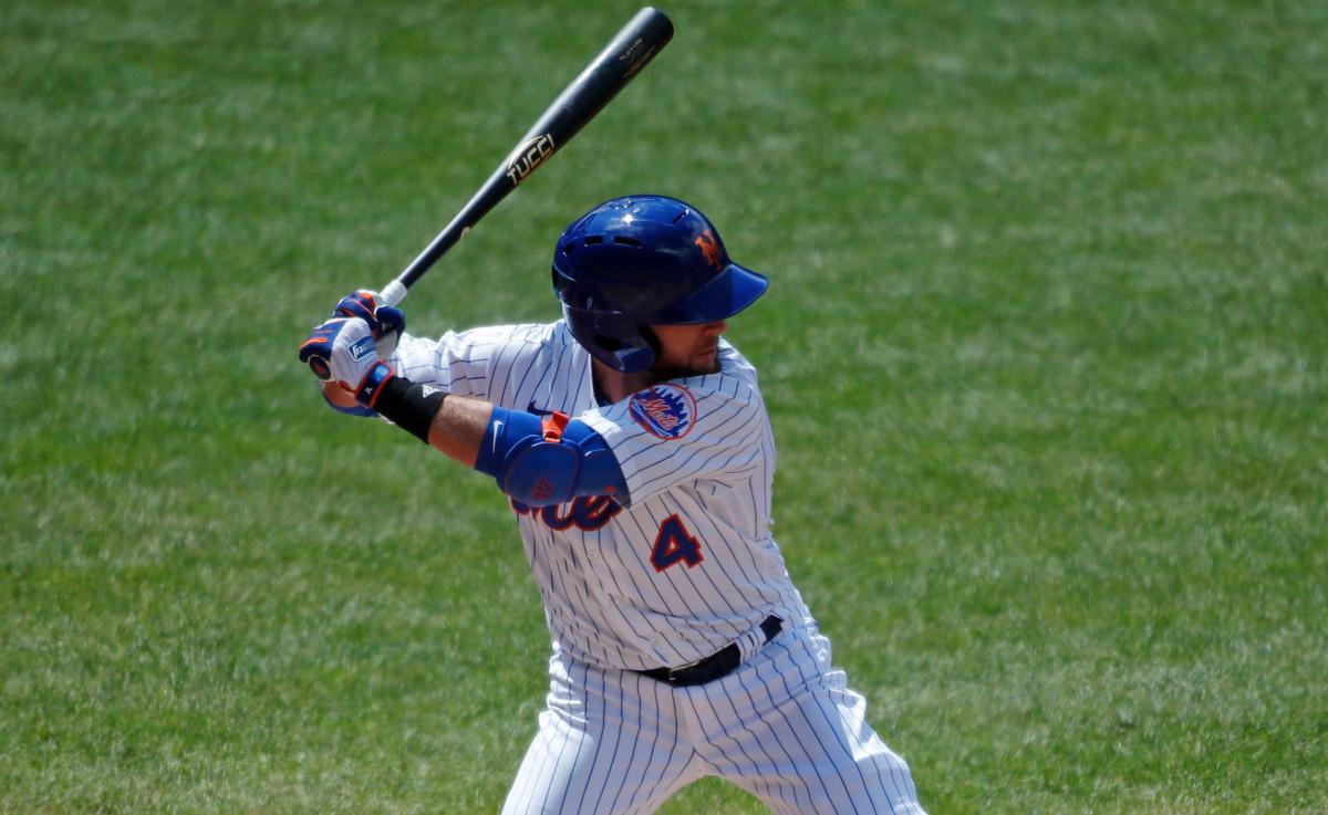 Jed Lowrie sieht nicht so aus, als würde er mit Mets in die Saison starten