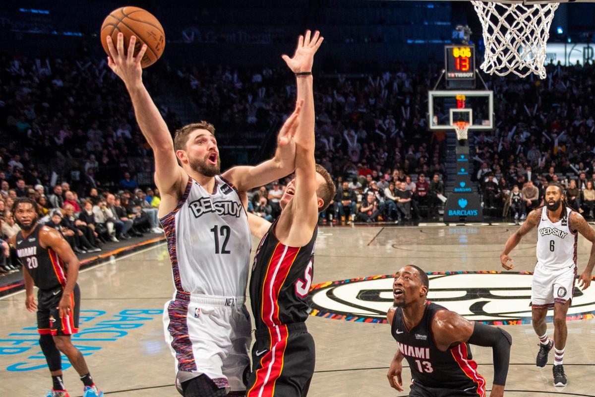 Joe Harris von Nets riskiert den Zahltag einer freien Agentur, um beim NBA-Neustart zu spielen