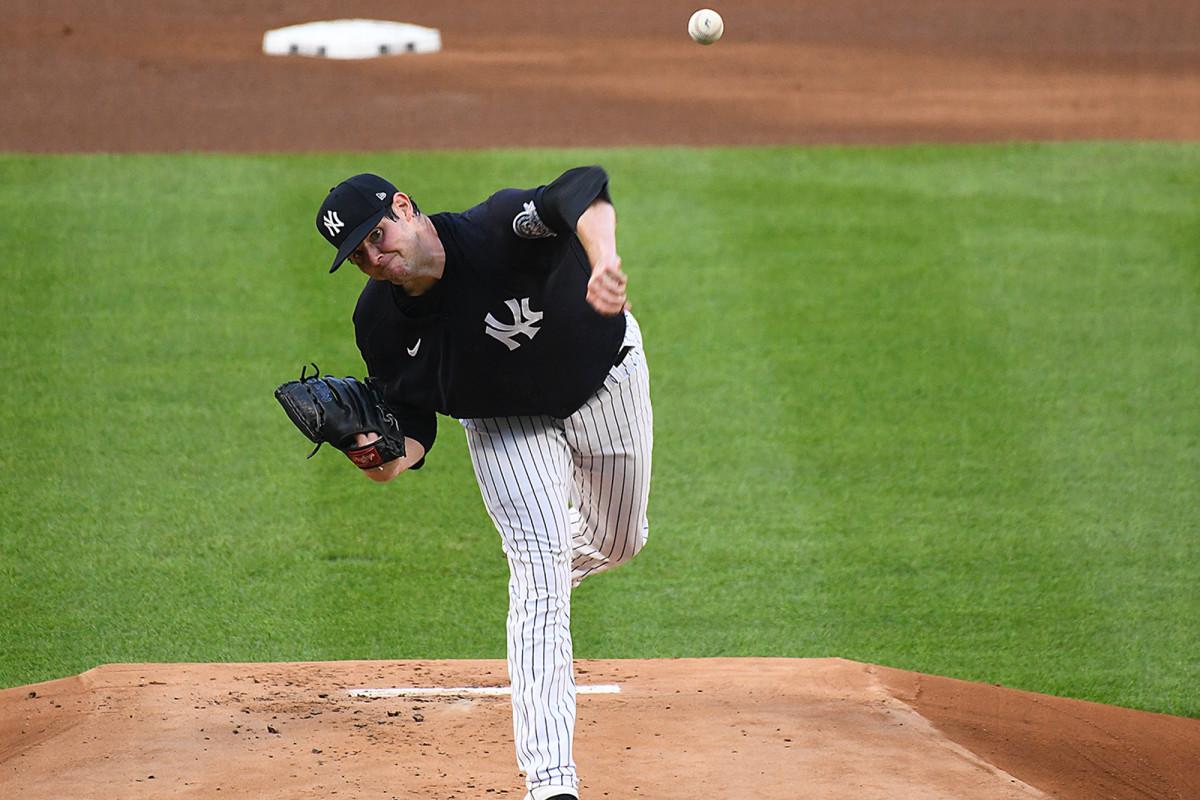Jordan Montgomery sieht sicher bereit für Yankees im Rampenlicht aus