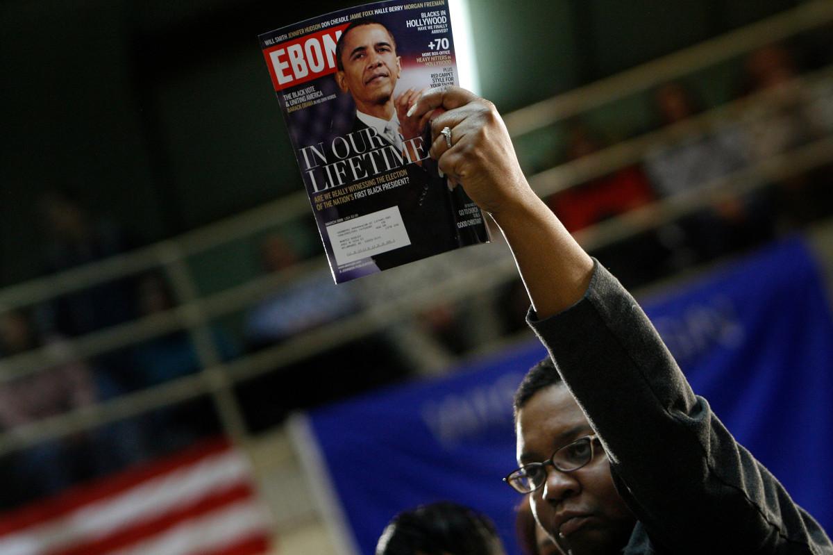 Legacy Black Media Ebony, Jet-Magazine für Insolvenzkampf