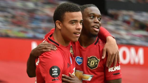Manchester United 5-2 Bournemouth: Mason Greenwood erzielt zwei Treffer beim knallharten Sieg