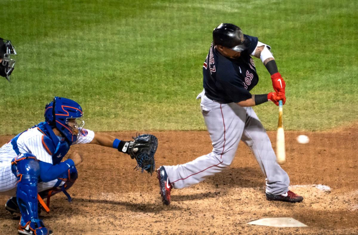 Mets Bullpen floppt, als die Rallye gegen Red Sox zu kurz kommt