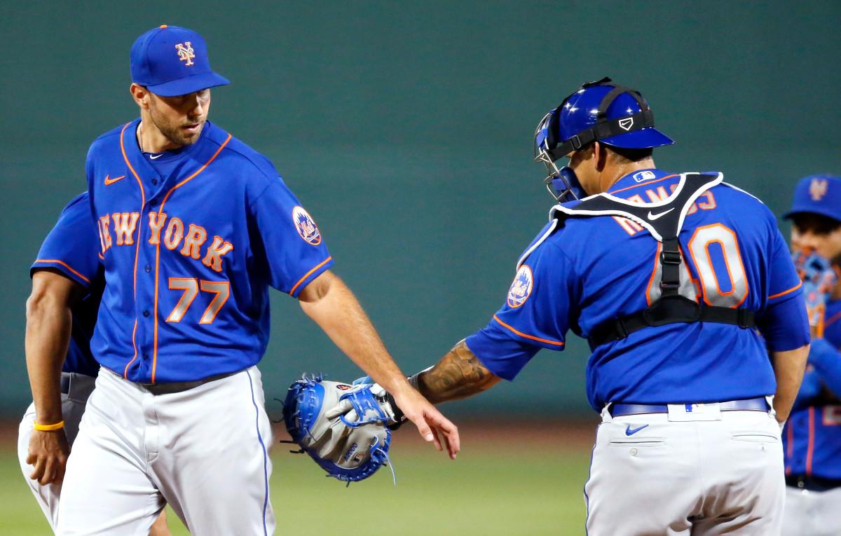 Mets 'David Petersons MLB-Debüt ist unvergesslich