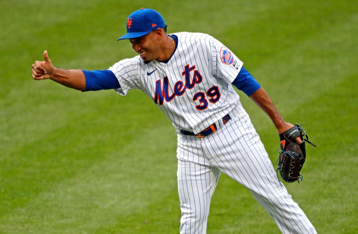 Mets 'Edwin Diaz sieht aus wie sein ehemaliges All-Star-Ich