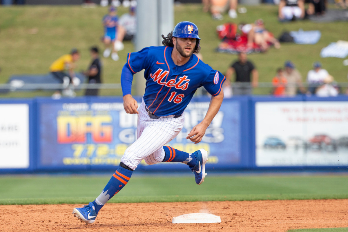 Mets 'Jake Marisnick droht den Eröffnungstag zu verpassen