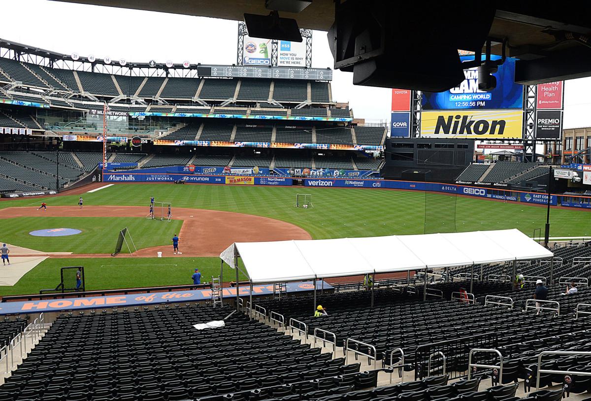 Mets-Yankees führen New York wieder in den Mannschaftssport ein
