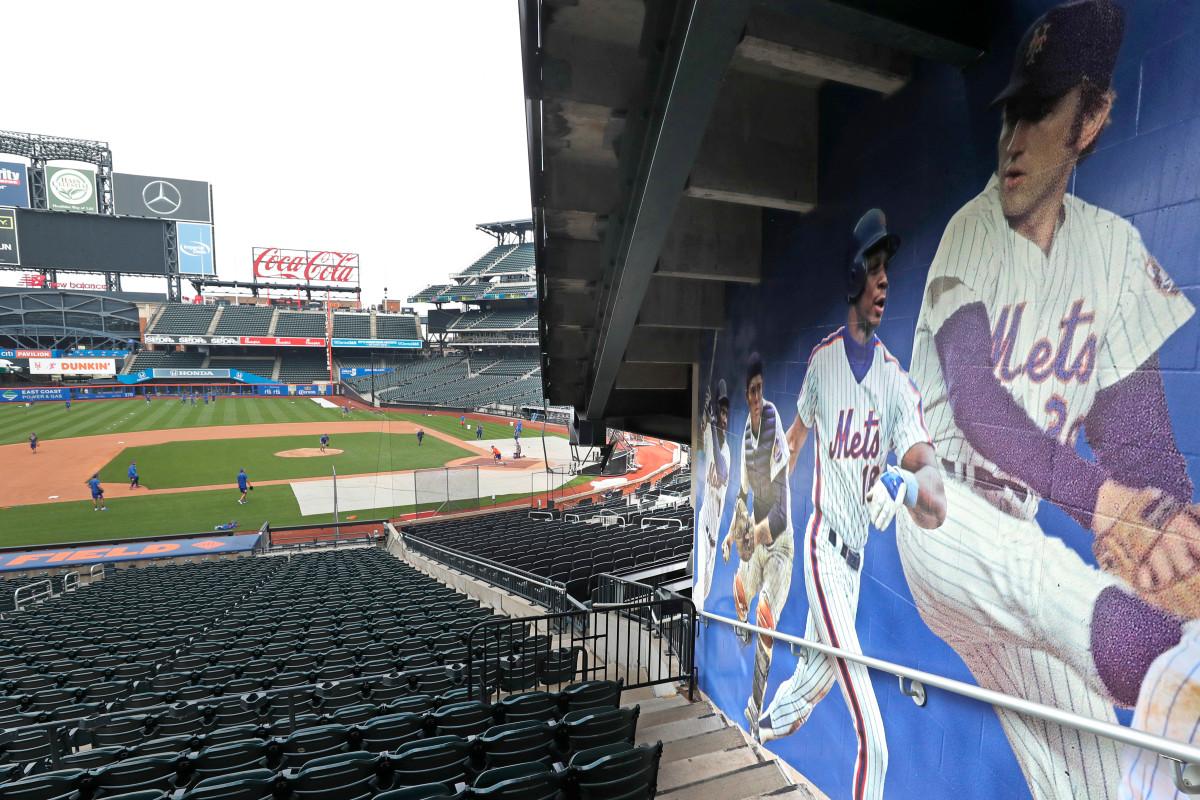 Mets geben mit über 1 Million US-Dollar Coronavirus-Linderung zurück