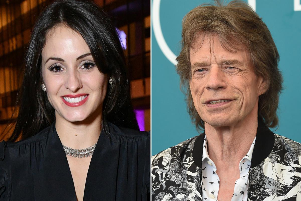 """Mick Jagger, Melanie Hamricks Liebesgeschichte, die sich in Quarantäne """"erwärmt"""""""