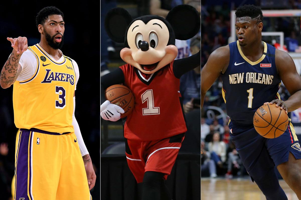NBA-Exodus möglich, da Lakers, Zion Williamson in Disney World im Mittelpunkt stehen
