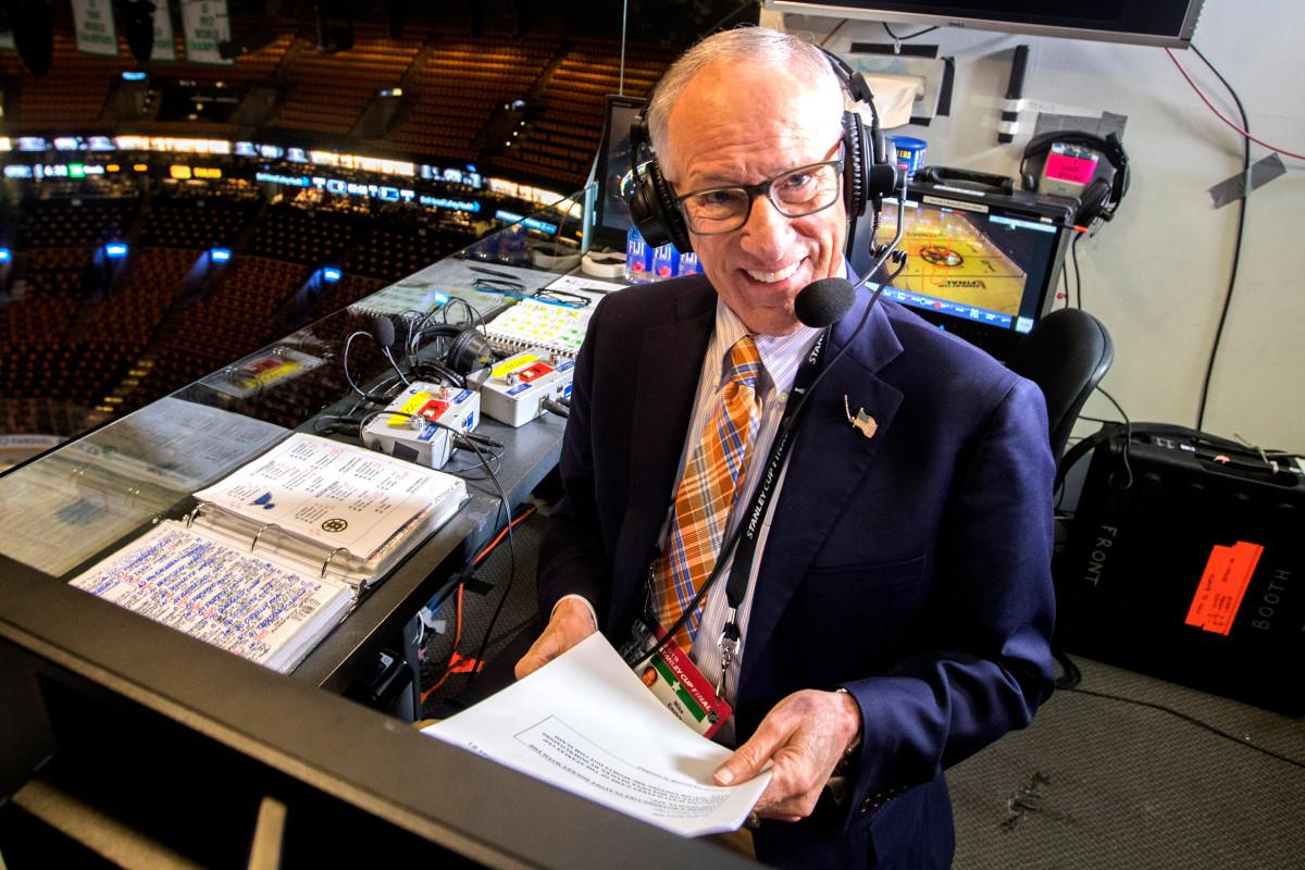 NBC enthüllt seinen Plan zur Abdeckung der NHL-Playoffs
