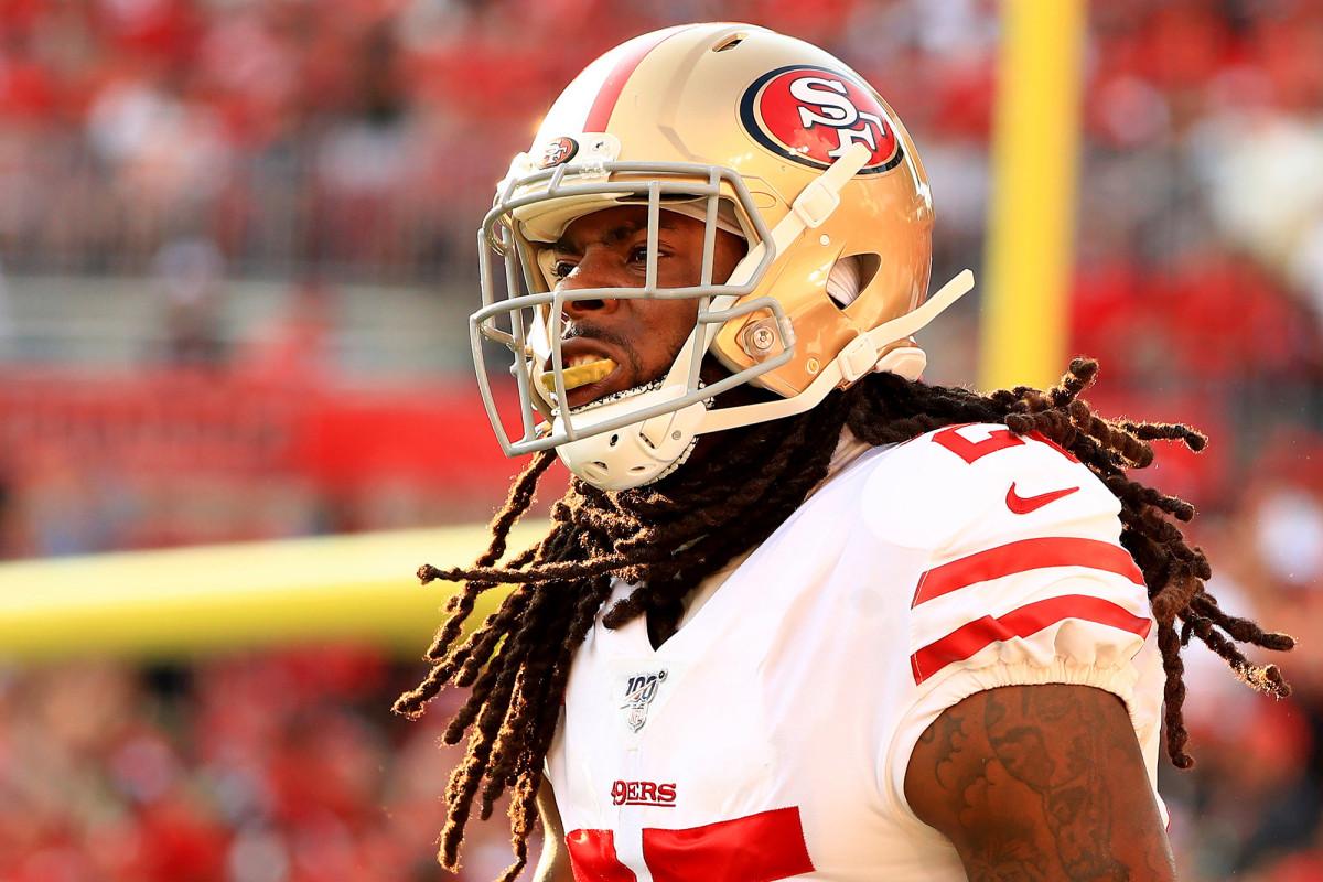 NFL-Spieler verspotten das Trikot-Tausch-Verbot der Liga