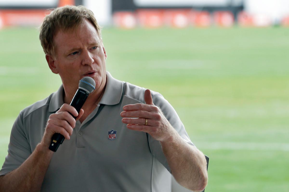 NFL legt das Coronavirus-Testprotokoll fest, nachdem Sterne ausgepeitscht sind