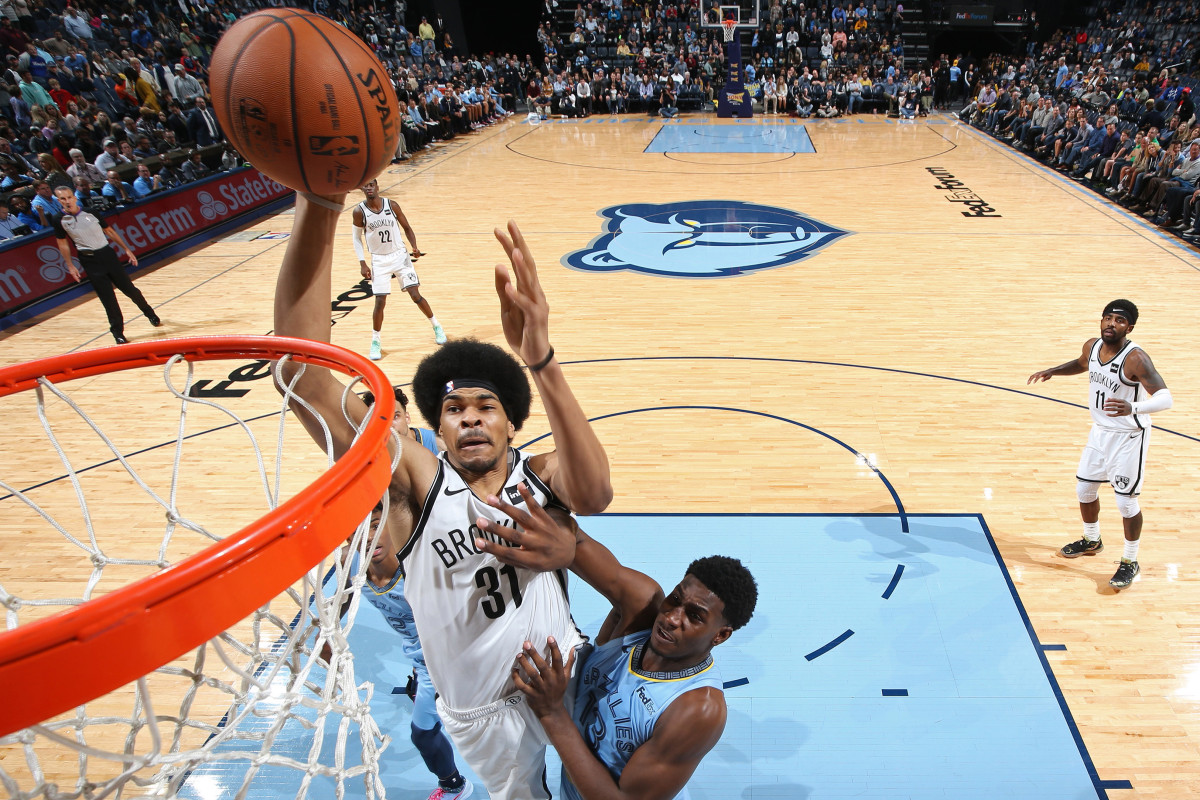Nets planen, Jarrett Allen-Verstärkungen für den NBA-Neustart zu erhalten