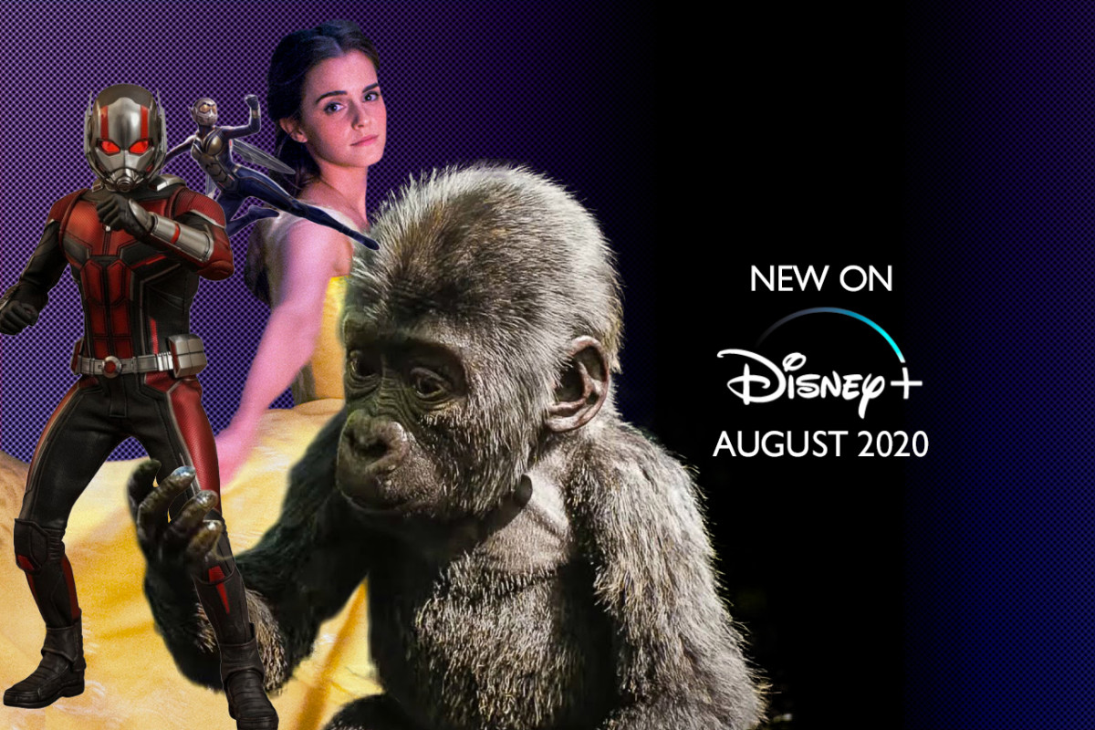 Neu bei Disney Plus August 2020