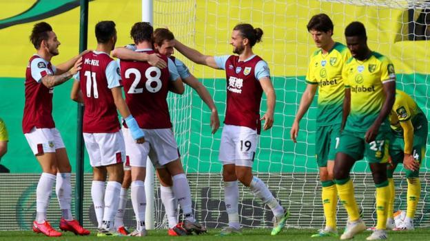 Norwich 0-2 Burnley: 'Naiv, unerfahren, dumm' - Daniel Farke bei der Niederlage gegen Burnley
