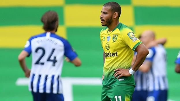 Norwich City 0: 1 Brighton & Hove Albion: Leandro Trossard trifft Sieger in der Carrow Road
