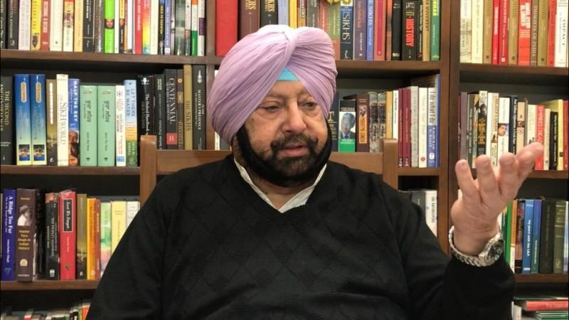 Kapitän Amarinder Singh