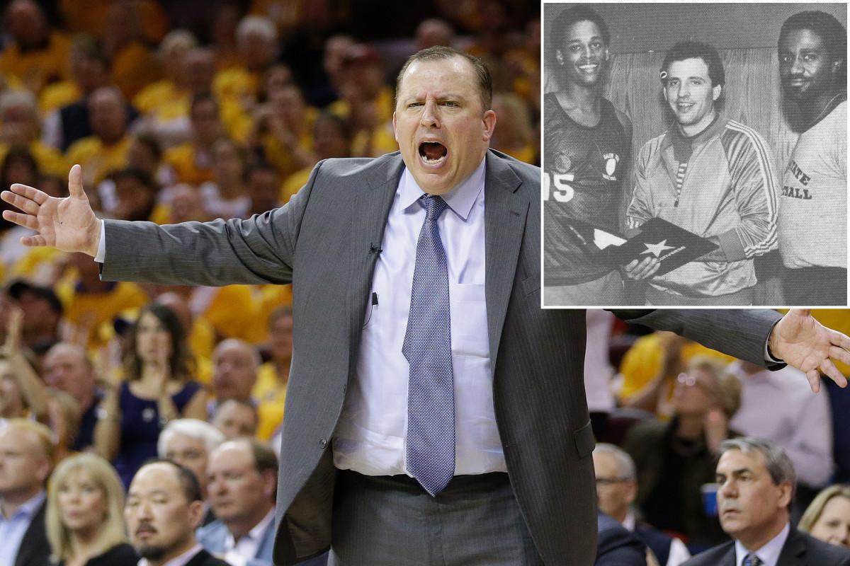 Tom Thibodeaus Unnachgiebigkeit führte zu Knicks 'Traumjob'