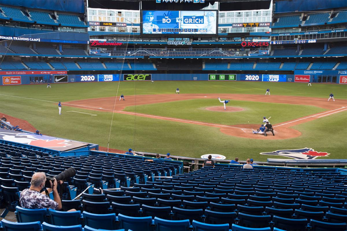 Toronto Blue Jays dürfen in Kanada keine Spiele spielen