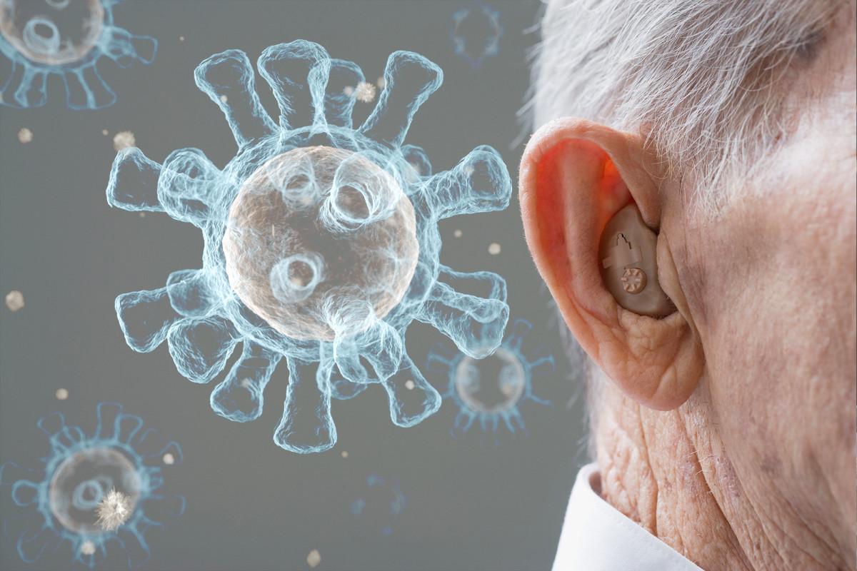Überlebende von COVID-19 können das Gehör, den Geruchssinn und den Geschmack verlieren