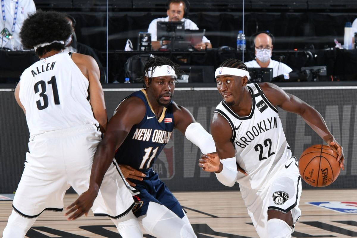 Warum Netze nach dem ersten NBA-Neustart nicht in Panik geraten