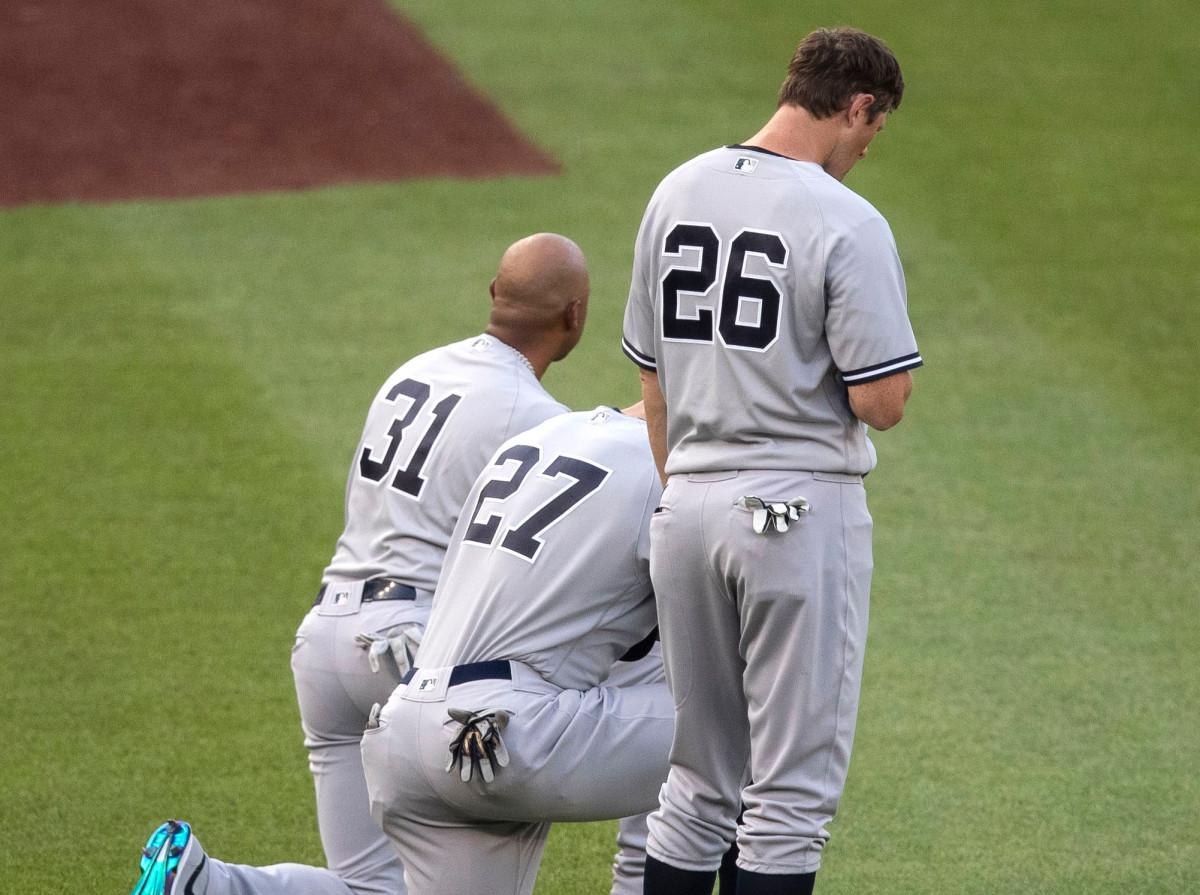 Warum Yankees bei seiner Rückkehr nicht das komplette Spiel von DJ LeMahieu gespielt haben