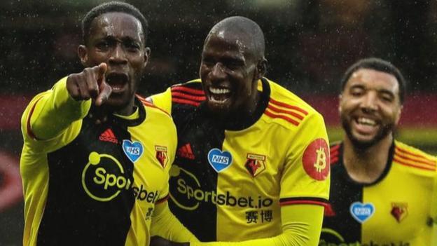 Watford 2-1 Norwich: Danny Welbecks Overhead-Kick gibt Hornets den entscheidenden Sieg