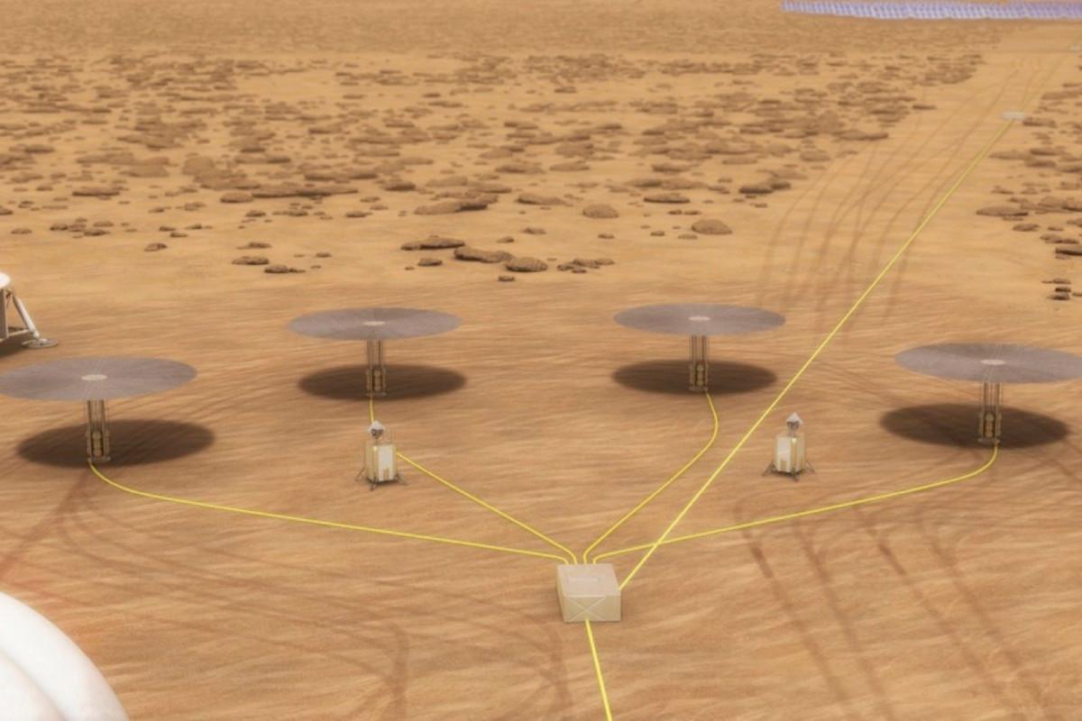 Wie Mars und Mond Ihre nächste Nachbarschaft werden könnten
