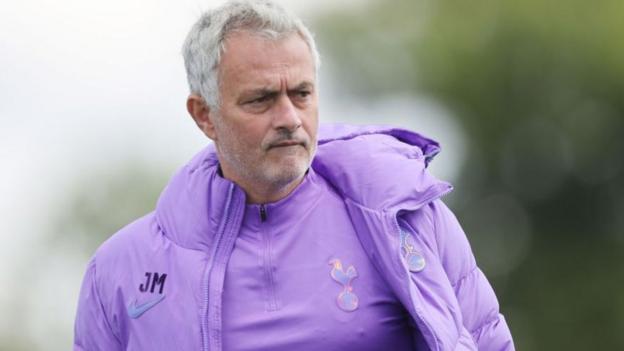 """""""Wie lange hat Klopp gedauert?"""" Jose Mourinho überzeugt von Trophäen mit Spurs"""