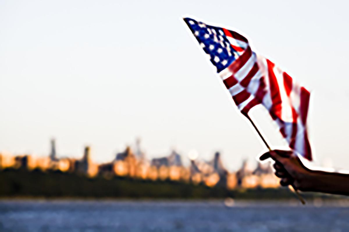 Wir Einwanderer wissen, dass die America-Bashers lächerlich falsch liegen